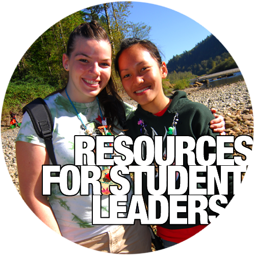 Resources for Student Leaders