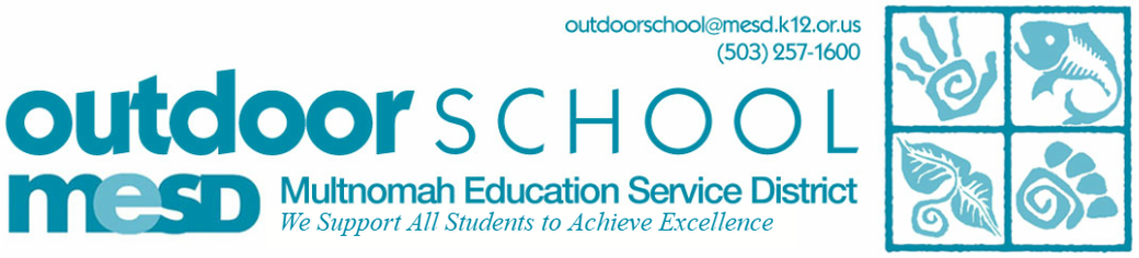 Outdoor School - Multnomah Education Service District