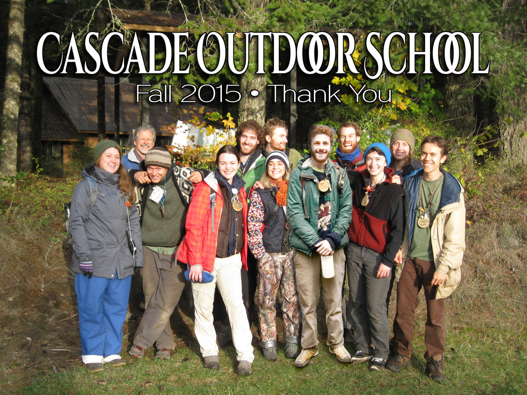 Most recent Cascade staff photo