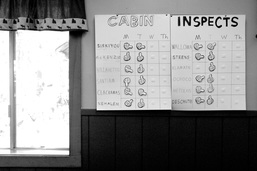 cabin inspection poster