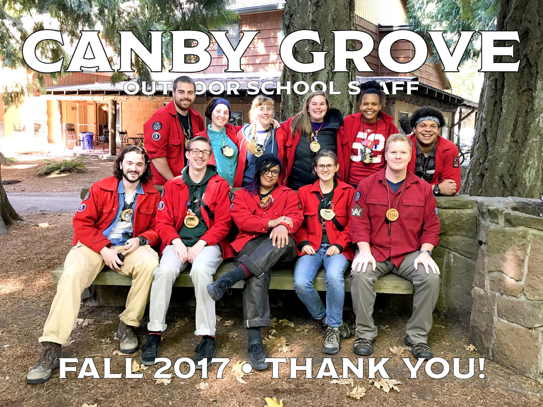 Canby Grove Fall 2017