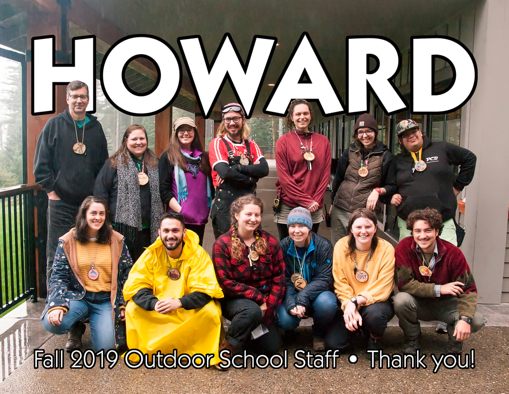 Most recent Howard staff photo